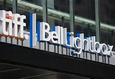 TIFF Bell Lightbox Sign